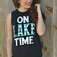 On Lake Time Tank