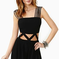 Stay Connected Romper