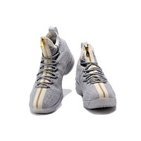 "Nike  LeBron James 15 XV ""Start""    Basketball Shoe"