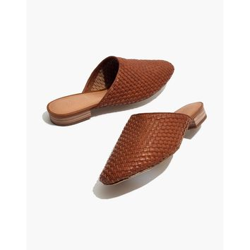 The Cassidy Woven Mule : shopmadewell mules | Madewell