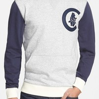 Men's Mitchell & Ness 'Chicago Cubs - Team to Beat' Tailored Fit Sweatshirt