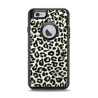 The Neutral Cheetah Print Vector V3 Apple iPhone 6 Otterbox Defender Case Skin Set