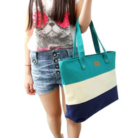 Casual Tote Two Strap Bag