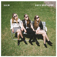 HAIM Days Are Gone LP | Vinyl & Record Players