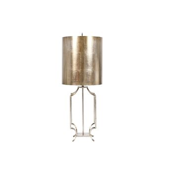 Windham Silver Table Lamp by Worlds Away