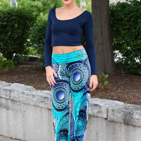 World Traveler Palazzo Pants