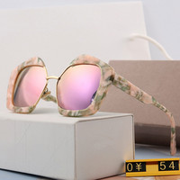 Strong Character Mirror Ladies Fashion Sunglasses [10155818951]
