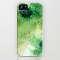 Abstract Galaxies iPhone & iPod Case by Barruf designs