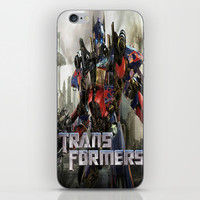 Transformers Special goods for Gift  iPhone & iPod Skin by Giftstore2u