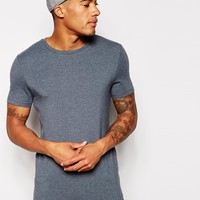 ASOS Muscle Fit T-Shirt With Crew Neck And Stretch