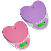 Heart-Shaped WH-B18L Precision Digital Electronic Weighting Balance Scale Brand New