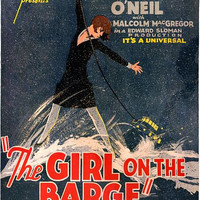 The Girl On The Barge Movie Poster