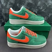 Morechoice Tuhz Nike Air Force 1 07 Low Sneakers Casual Skaet Shoes Cu9225-300
