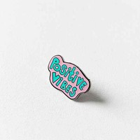 Annie Free X UO Vibes Pin