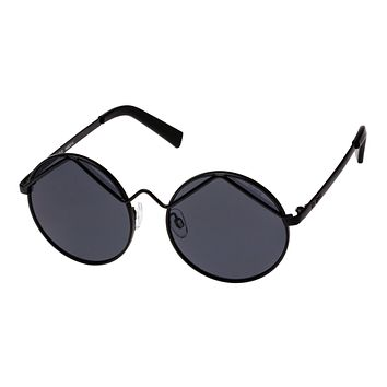 Le Specs - Wild Child Black Sunglasses