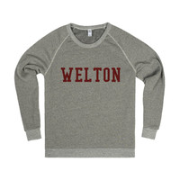 Welton Academy DEAD POET'S SOCIETY Athletic Sweatshirt