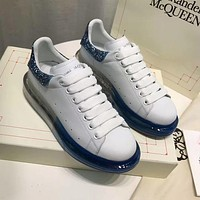 Alexander Mcqueen Oversized Sneakers With Air Cushion Sole Reference #0118