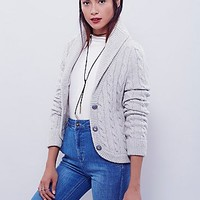 Free People Womens Viceroy Cardi