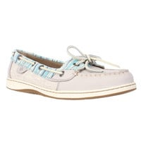 Sperry Top-Sider Angelfish Boat Shoes - Light Grey