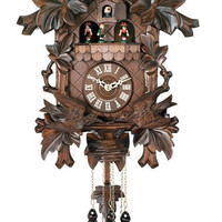One Day Musical Cuckoo Clock with Dancers and Animated Birds