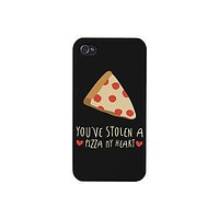 Pizza My Heart Funny Phone Case Cute Graphic Design Printed Phone Cover