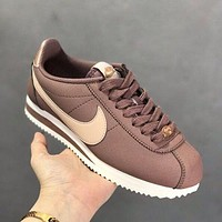 Nike Classic Cortez Forrest Sports Shoes Classic Shoes Leisure Sneakers