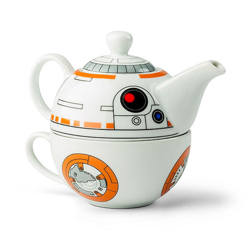 Image of Star Wars BB-8 Teapot And Teacup Set New