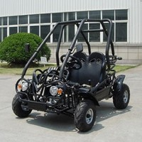 High End Go Kart 110cc Semi Auto with Reverse New Look