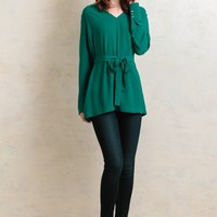 In The Evening Tunic Top