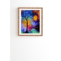 Madart Inc. Winter Sparkle Framed Wall Art