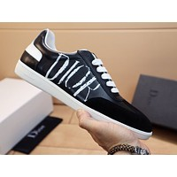 dior fashion men womens casual running sport shoes sneakers slipper sandals high heels shoes 189