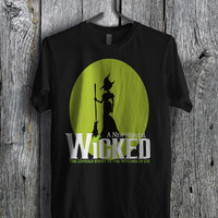 Wicked Musical - Fz Unisex T- Shirt For Man And Woman / T-Shirt / Custom T-Shirt