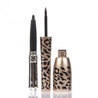 Fashion Shell Waterproof Liquid Eye Liner Eyeliner Pen Makeup Cosmetic Black New