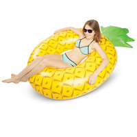 Big Mouth - Giant Pineapple Pool Float
