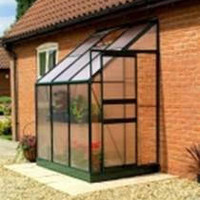 Earthcare Lean To Greenhouse