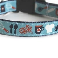 In the Kitchen Dog Collar