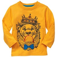 Gap Baby Factory Lion Tee