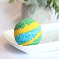 Cannabis Scented Bath Bomb
