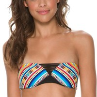 RIP CURL SUNSET SURF BANDEAU BIKINI TOP