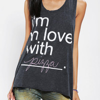 Urban Outfitters - DOE Pizza Love Muscle Tee