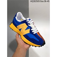 NB327 New Balance 327 cheap fashion Mens and womens sports shoes