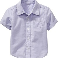 Old Navy Short Sleeve Shirts For Baby