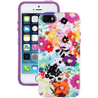 SPECK 71109-C028 iPhone(R) 5/5s CandyShell Inked(R) Case (Bold Blossoms/Revolution)