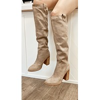 Up To Your Knee High Boots - FINAL SALE