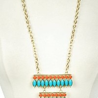 Pyramid of Perfection in Turquoise