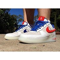 "Nike Air Force 1 Supreme Low ""Year Of The Rabbit"" skateboard shoes"