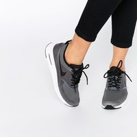 Nike | Nike Dark Grey Air Max Thea Textured Trainers at ASOS