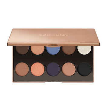 Natural Wonders Eye Palette | Nude by Nature
