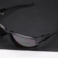 NEW OAKLEY FLAK DRAFT ASIAN FIT, MATTE BLACK, PRIZM DAILY POLARIZED #OO9373-0870