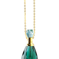 Perfume Pendant Necklace